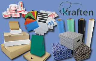 Packaging materials - shop